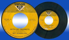 Philippines BOY MONDRAGON With My Regrets OPM 45 rpm Record