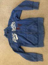 Abercrombie & Fitch Boys Large Blue Heavy Cotton/ Poly Jacket