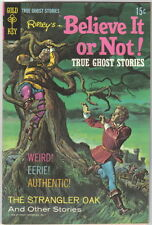 Ripley's Believe It or Not! Comic Book #12 Gold Key 1969 VERY FINE-