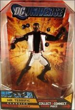 DC Universe Classics MR TERRIFIC Series 8  (2009) Ships free in 24 hours