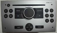 Opel CD30 MP3 Silber