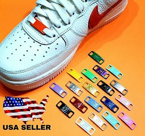 Nike Air Force 1 Shoelace Buckle 2pcs/pair (USA SELLER)