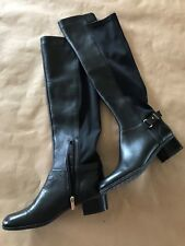 Enzo Angiolini Black Knee Boots 6 New