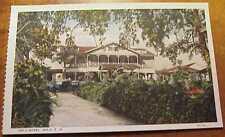 1920's Hilo Hotel TH Hawaiian Islands