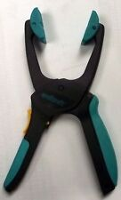 "Wolfcraft 1-3/4"" Mini Accu Grip Ratchet Clamp 3459 Swivel Head"