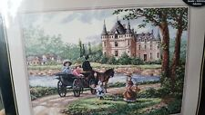 """M'lady's Chateau  "" Dimensions Cross stitch kit - New -3790"