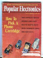 Popular Electronics Magazine June 1971 Phono Catridge 070517nonjhe