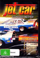 JET CAR * MAIN EVENT ENTERTAINMENT * NEW & SEALED DVD