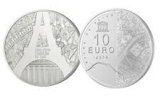 Pièce 10 euros argent - UNESCO - Paris, Rives de la Seine - BE - 2014
