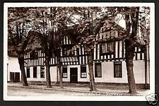 Solihull. Ancient Timbered House.