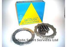MITAKA Clutch Plate & Spring Kit Kawasaki KX80 KX100 1989-1997 KX 80 100