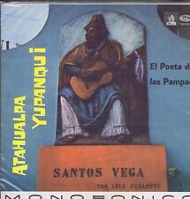 LP ARGENTINA ATAHUALPA YUPANQUI EL POETA DE LAS PAMPAS