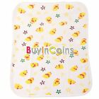 Baby Infant Newborn Home Travel Cotton Changing Mat Urine Pad Waterproof SACA
