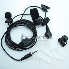 3 wire Earpiece PTT for YAESU VX6R VX-7R VertexStandard