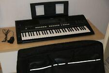 Yamaha PSR - E433 Digital Keyboard mit Tasche.