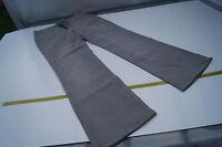 CAMBIO Jeans Norah wide leg Damen Hose stretch stretchhose Gr.40 grau TOP