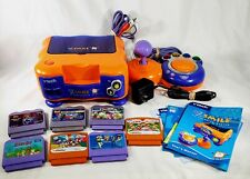 Vtech VSmile TV Learning System With 7 Games And 1 Controller Disney Batman FUN!