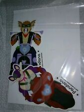 Pandana Funny Crossover Pokemon Biker Mice From Mars Stickers Raticate Ratata