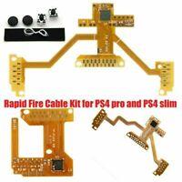V4 & V5 Rapid Fire Cable Kit for PS4 Pro & Slim PlayStation Controller Mod Plus