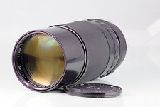 TAKUMAR SUPER MULTI COATED PENTAX 67 SMC F4 300 4/300mm 6x7 TELE LENS EXCELLENT