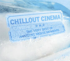 Chillout Cinema Movie Music Film Theme Tunes Songs 2 CD