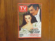 1976 TV Guide (GONE  WITH  THE WIND/VIVIAN  LEIGH/RICHARD  ANDERSON/BIONIC WOMAN