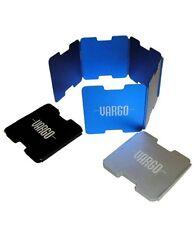 VARGO  Lightweight Aluminum Windscreen,  BLACK