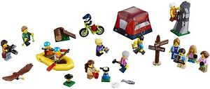 LEGO® City 60202 Einzelne Figuren Natur Wald Camping Outdoor Abenteuer