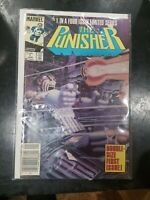 The Punisher #1 (1986, Marvel)