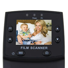 5MP 35mm Negative Film Slide VIEWER Scanner USB Color Photo Copier IB