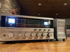 Realistic DX-160 Radio - Great Condition!