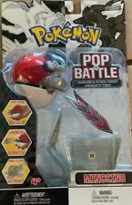 Pokemon Black & White Series 3 Pop n' Battle Minccino Battle Launcher