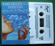 Frank Chacksfield Orchestra Love is In The Air Cassette Tape - TESTED