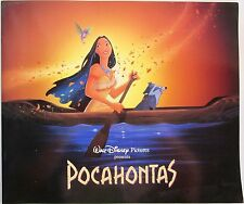 Walt Disney Pictures presents POCAHONTAS PREMIER PROGRAM Book EL CAPITAN THEATRE