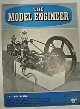 The Model Engineer Magazine. Vol. 109. No. 2719.  July 2nd, 1953. Steam Engines.