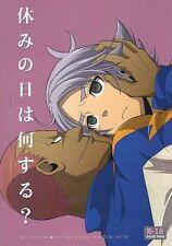 Inazuma Eleven YAOI Doujinshi ( Someoka x Fubuki ) Yasumi no hi ha nanisuru?