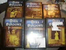 Dark Shadows: The Beginning - Dvd Collection 1-6 all episodes 24 dvd's
