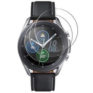 2X Pellicola Vetro Temperato Anti Schegge 9H per Samsung Galaxy Watch 3 (45mm)
