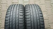 2x 215 65 17 NOKIAN LINE SUW 103H XL MATCHING PAIR 7MM TREAD GOOD CONDITION