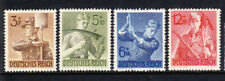 Germany Deutsches Reich 1943 Mi. Nr. 850-853 8th Year of Reich Labour Corps MNH