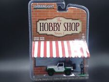 1:64 The Hobby Shop Series 2 2016 Jeep Wrangler Border Green Machine Greenlight