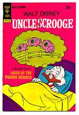 Walt Disney's Uncle Scrooge #112 (Gold Key) NM9.0