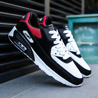 UK Mens Womens Air Cushion Shoes Running Trainers Sneakers Fitness Shoes Sizes