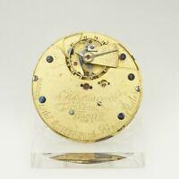 Rar Chronograph Taschenuhr Werk Uhr Herren Uhrwerk Uhren pocket watch no spindel