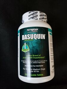 Nutramax Dasuquin for Small to Medium Dogs 150 Chewable Tablets ex. 2/2025