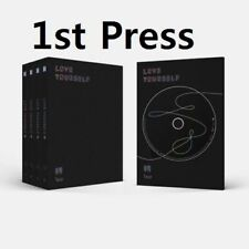 BTS-[Love Yourself 轉'Tear'] 3rd Album Random CD+Book+Card+Gift Poster+Tracking