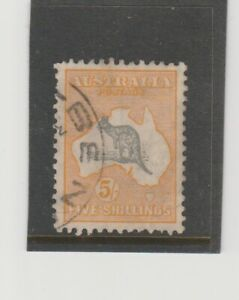 Australia Kangaroo 5 Shilling - (BY38)