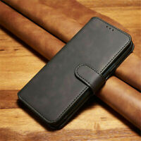 For Huawei Y9 Prime Y7 Y6 Y5 2019 Magnetic Leather Case Flip Wallet Stand Cover