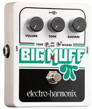 Electro-Harmonix EHX Big Muff Pi With Tone Wicker - Distortion Guitar Pedal