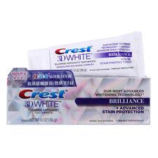Crest 3D White Luxe Glamorous White Vibrant Mint Toothpaste Teeth Whitening